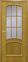 Дверное полотно Капри рамочное шпон натуральный