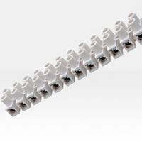 Клемма ONKA-5010 12ти полюсная 0,75-1,5 мм2, рабочая температура корпуса +140ºС, 17.5А, 400В
