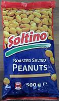 Арахис жареный с солью, Soltino, 500гр