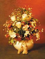 Madame de Pompadour. Floral Personalities.