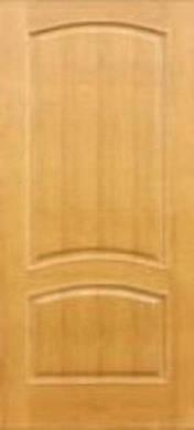 Двери межкомнатные Капри глухое шпон натуральный