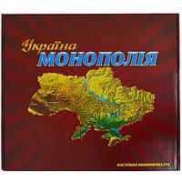 Игра «Монополия Украина» (арт.BS-734)