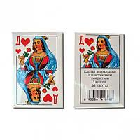 Карты игральные, 36 карт (арт.КИ36)