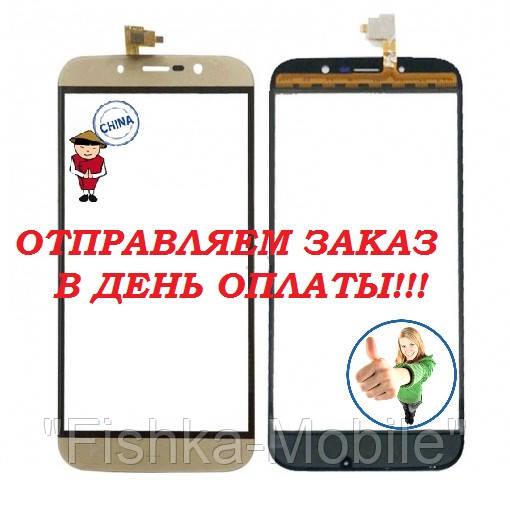 Тачскрин S-Tell M555 сенсор для телефона