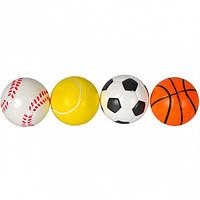 Мяч поролоновый «Спорт»  7 см (арт.MS7)