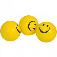 Мяч поролоновый «Смайлик»  6  см (арт.МсМ)