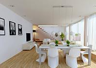Стул Пантон Panton белый от датского дизайнера Verner Panton, 1960г., Panton Chair