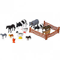 Набор домашних животных FY-062 (арт.FY-062)