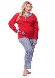 Женская пижама большого размера Турция