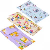 Постель для кроватки игрушечной (арт.BS-ВП-015)