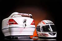 Кофр Мерседес с шлемом внутри, фото 1