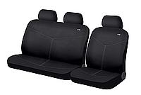 Чехлы сидений микроавтобусов 1+2 Hadar Rosen RONDO VAN SIZE черный 10399