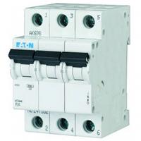 Автоматический выключатель 20A 4,5кА 3 полюса тип C PL4-C20/3 Eaton (Moeller)