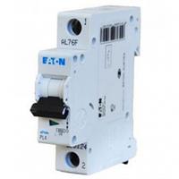Автоматический выключатель 25A 4,5кА 1 полюс тип C PL4-C25/1 Eaton (Moeller)