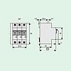 Автоматичний вимикач 25A 6кА 3 полюса тип C PL6-C25/3 Eaton (Moeller), фото 2