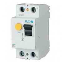 УЗО 25A 30мА тип AC 2 полюса PF4-25/2/003 Eaton (Moeller)
