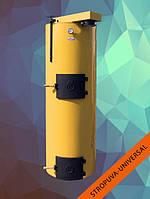 Котел твердотопливный Stropuva S40 U Универсал (дрова, уголь)
