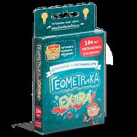 Детская развивающая игра Геометрика Extra  Банда умников  10+ от 2-5 игроков 10 мин