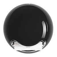 Тримач для туалетного паперу настінний Spirella BOWL, чорний
