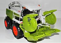 Комбайн Помощник фермера М 0343 Limo Toy