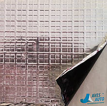 Виброизоляция Виброфильтр Smart Plast d1-1.5 мм (0.6м х 0.5м)