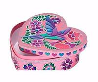 """Создай шкатулку по номерам """"Райская птичка"""" Melissa & Doug (набор для творчества) MD4298"""