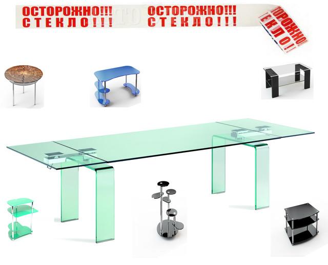 Инструкция по сборке и эксплуатации мебели из стекла.