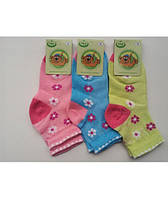 """Детские  носки сетка  """"Еко"""" в расцветке 12 шт"""