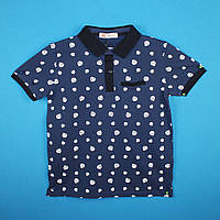 Детские футболки для мальчиков 6-10 лет, Футболки поло детские