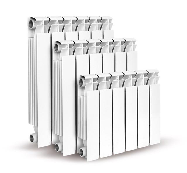Алюмінієві і біметалічні радіатори
