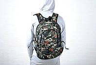 Спортивный рюкзак, камуфляж - пиксель
