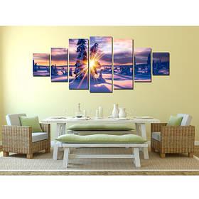 Эксклюзивные предметы декора - Картины и 3D обои СВЕТЯЩИЕСЯ в темноте.