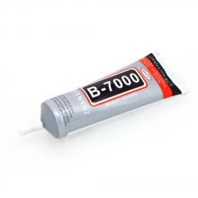 Клей силиконовый  B-7000. 50ml. в тюбике с дозатором, фото 2