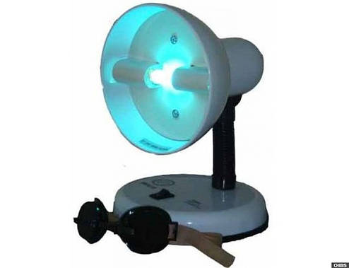 Лампа-облучатель ультафиолетовый  Кварц-125, фото 2
