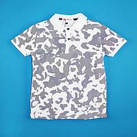 Детские футболки для мальчиков 6-10 лет, Трикотажные детские футболки