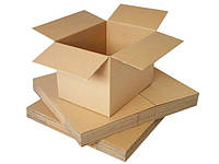Коробка четырехклапанная 200х90х90 мм