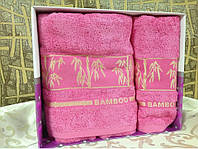 Набор бамбуковых полотенец Бамбук