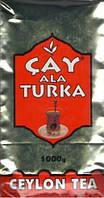 Чай черный цейлонский крупнолистовой 1000 г Cay Ala Turka