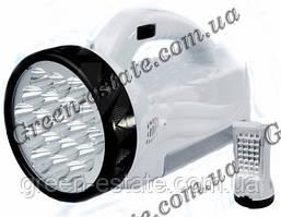 Ліхтар білий 222 (28 LED), акумулятор