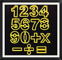 Набор катеров  Цыфры + знаки (15 шт), фото 1