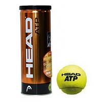 Мяч для большого тенниса HEAD ATP METAL CAN
