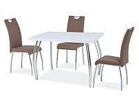 Стол SK-2 Белый 102x64