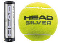Мяч для большого тенниса HEAD SILVER METAL CAN