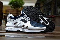 "Кроссовки Adidas EQT Racer 2.0 ""White/Navy Blue"", фото 1"