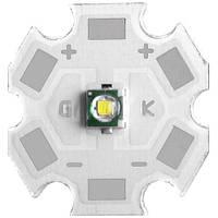 Светодиод XPE: диаметр 20 мм, обзор 130°, напряжение 3,4 Вт, ток 1А