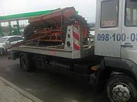 Перевозка навесного оборудования
