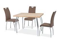 Стол SK-2 Дуб сонома 102x64