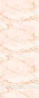 Панель пластик лак облака оранжевые  6,0м*0,25м*8мм  ( ОМ) 5250