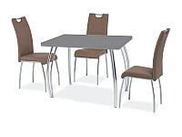 Стол SK-2 Серый 102x64