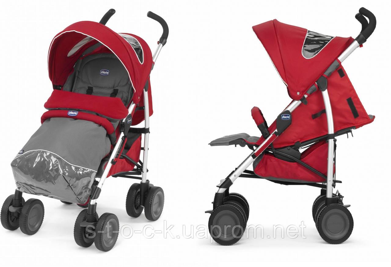 Прогулочная коляска Chicco Multiway Evo.Цвет: красный